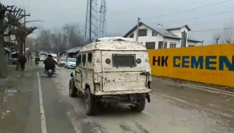Terrorists strike in Pulwama again, former police officer martyred