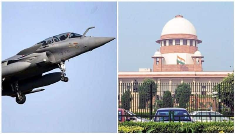 Supreme court reserved order on Rafale leaked documents