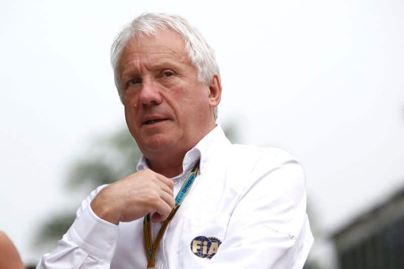 FIA head and Race director Charlie Whiting dies at 66