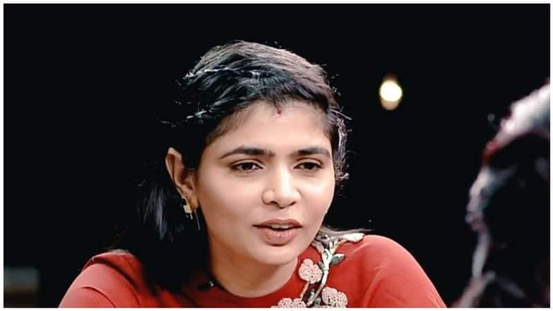 chinmayi sripada new way in tamil cine industry