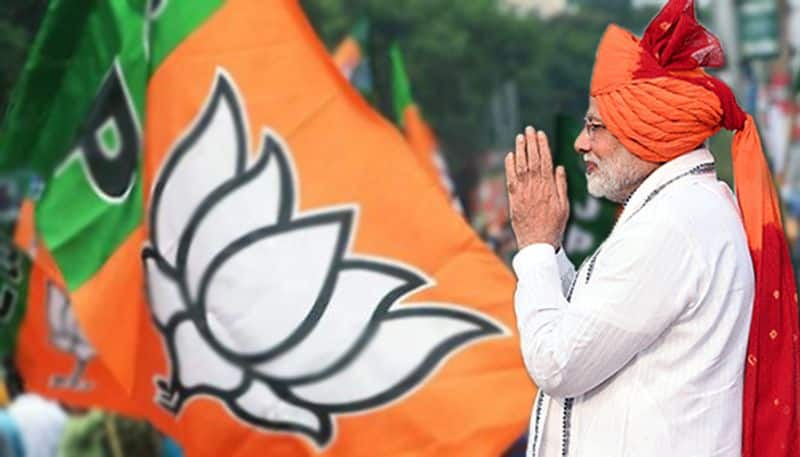 Your Chowkidar is standing firm and serving the nation PM Modi kickstarts 2019 poll campaign