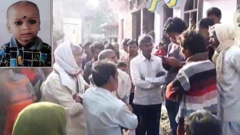 Man-eater dogs killed five-year-old boy in Sitapur district in uttar Pradesh