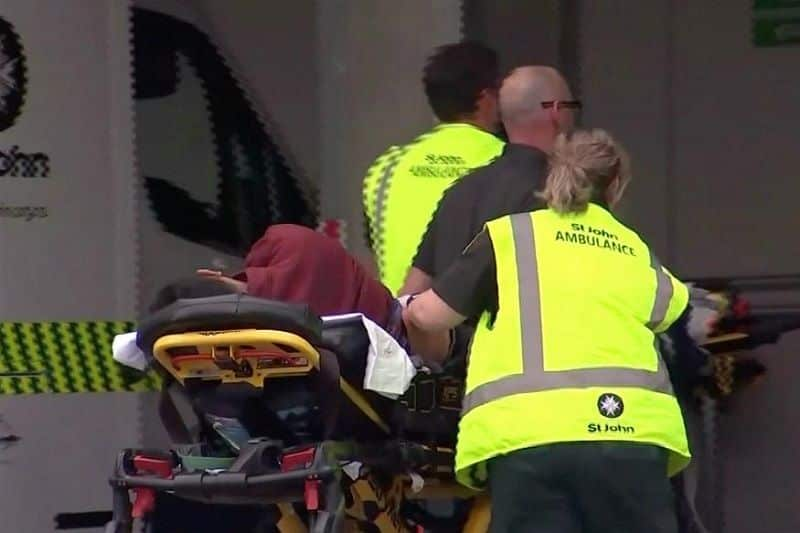 Six people killed in a firing in two New Zealand mosques, one suspect arrested