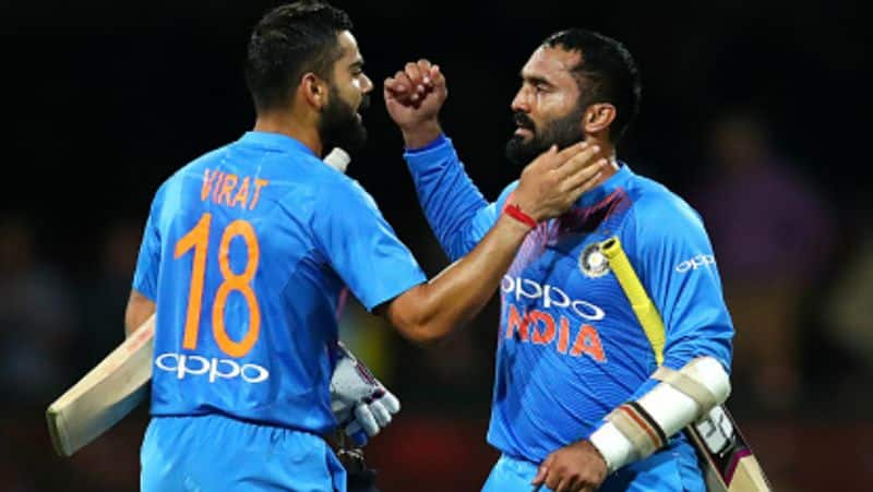 pujara have trust in experienced player dinesh karthik wiil play well in world cup