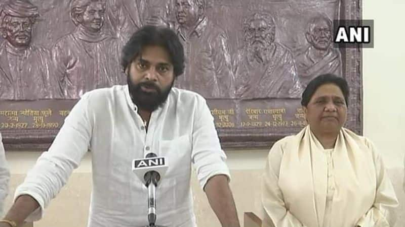 Mayawati is my PM, Pawan Kalyan says after joining hands in Andhra