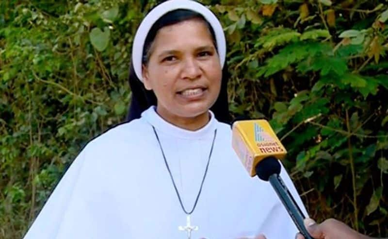 Nun rape case FCC asks expelled Sister Lucy to withdraw police complaint against superior