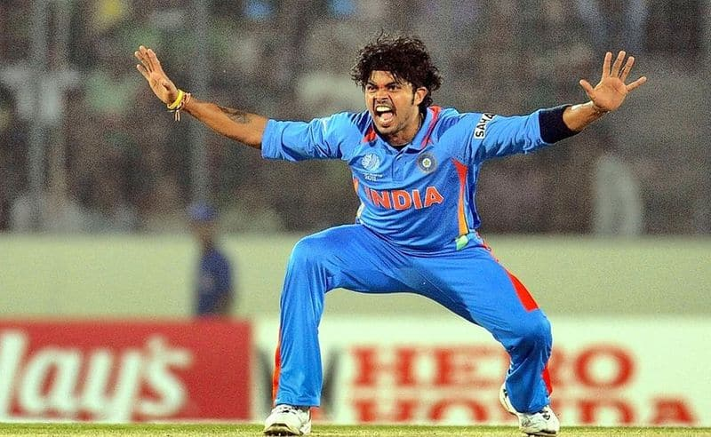 At the end of the ban, Sreesanth may be given a chance in the Kerala Ranji Trophy squad