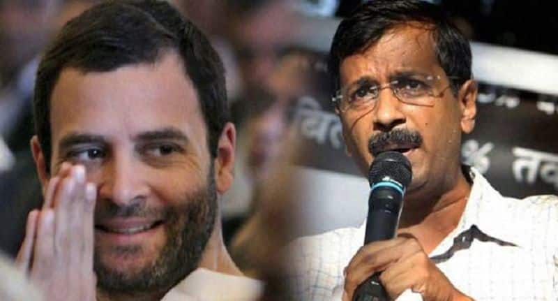 Election 2019: Ready to give Four seats to AAP in Delhi, but Kejriwal take U-Turn; Rahul Gandhi tweets