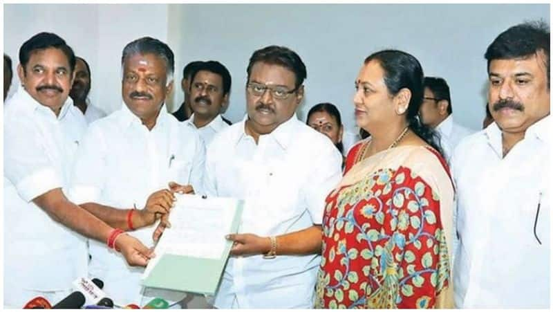 Admk alliance is expecting election result with tension