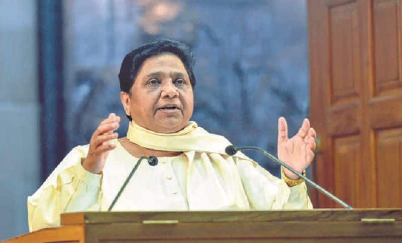 BSP chief Mayawati not to contest Lok Sabha election 2019