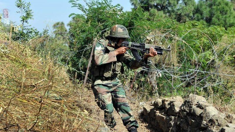 Terrorist killed woman SPO in shopian in Kashmir valley, security forces start search operation