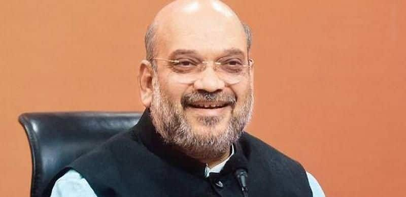 Amit Shah in this way ... to distort the Tamil votes?