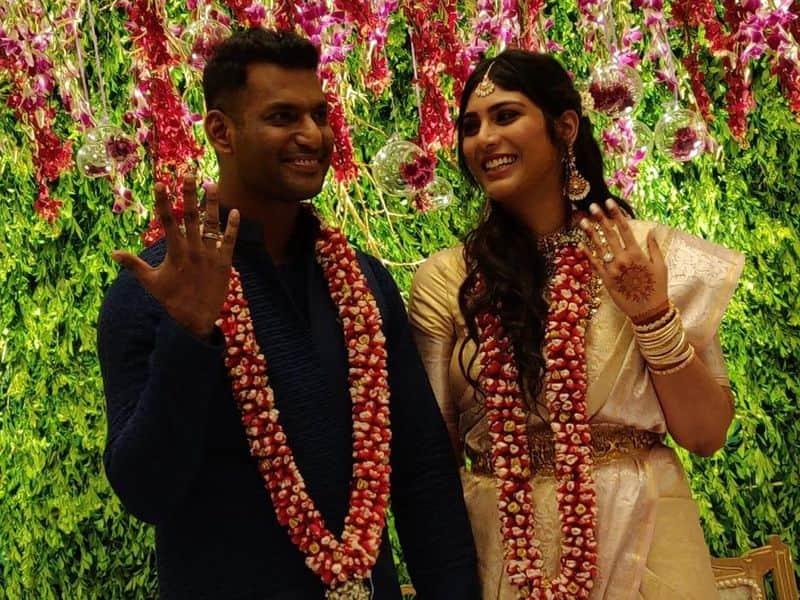 Tamil actor Vishal, Anisha to get married; wedding date set?