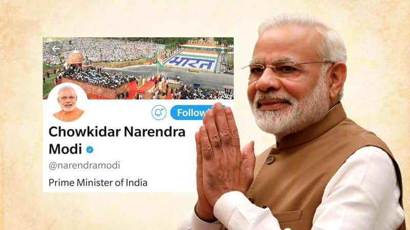 After Chowkidar Narendra Modi, BJP leaders turn chowkidar on Twitter ahead of Lok Sabha polls 2019