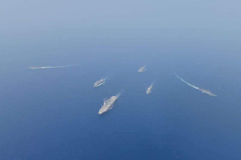 Indian Navy operationally ready to counter Pakistani misadventure