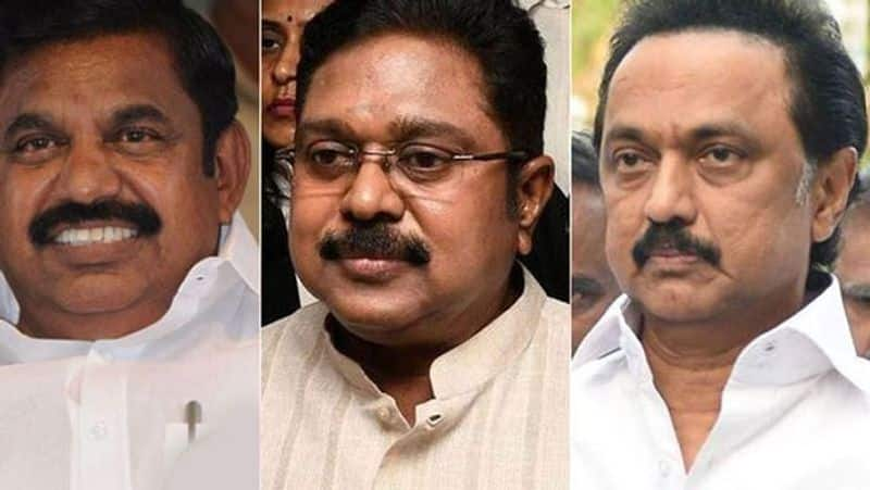 ttv dhinakaran is scared to fight