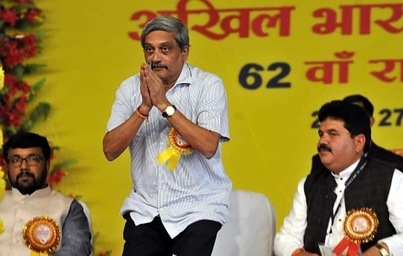 All the times Manohar Parrikar inspired us with his simplicity