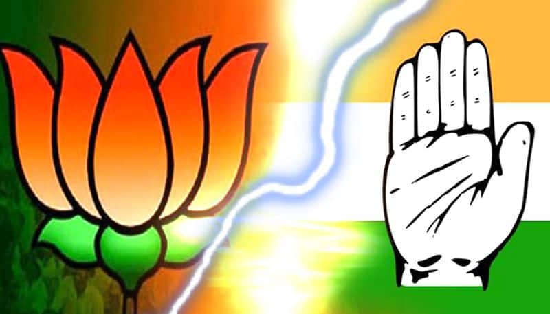 BJP leader disowns son for choosing contest 2019 polls Congress ticket
