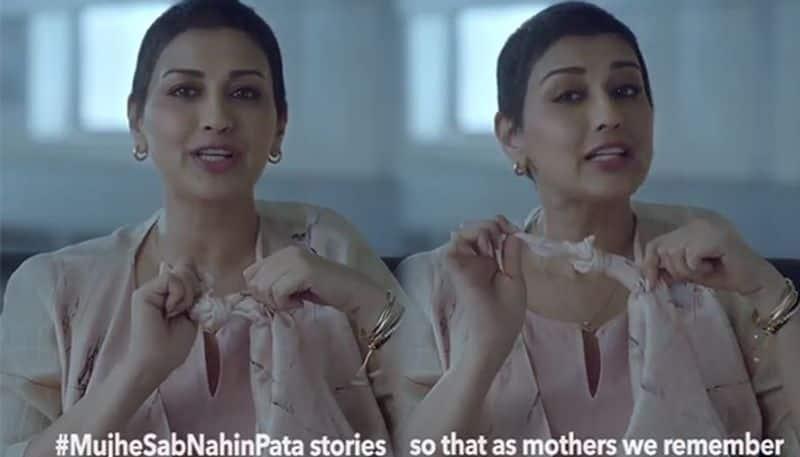 sonali bendre emotional tv advertisement