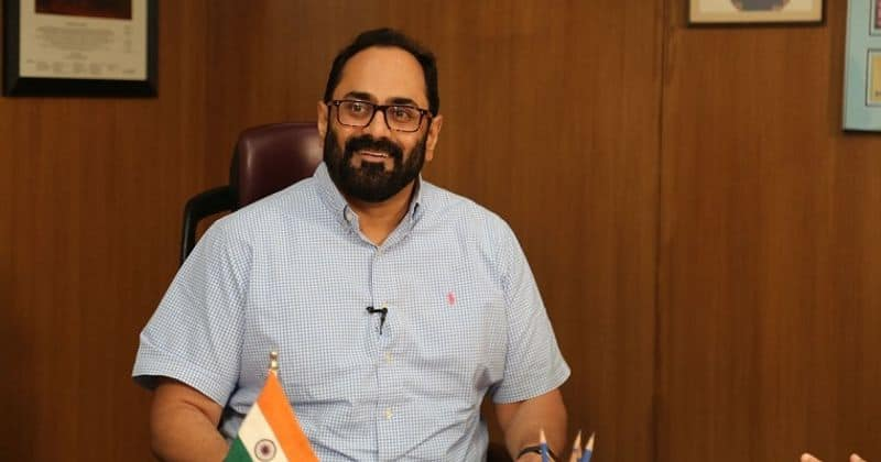 MP Rajeev Chandrasekhar at the forefront helping poor during the unprecedented crisis