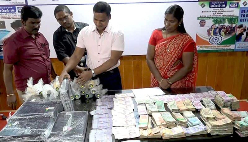 Election flying squads seize foreign currencies, laptops, wrist watches in Tamil Nadu
