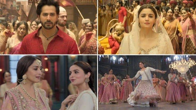 Kalank movie first song 'ghar more pardesiya' review