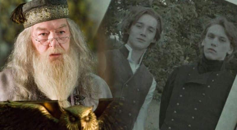 Harry Potter author JK Rowling reveals Dumbledore's lover and it will leave you shook