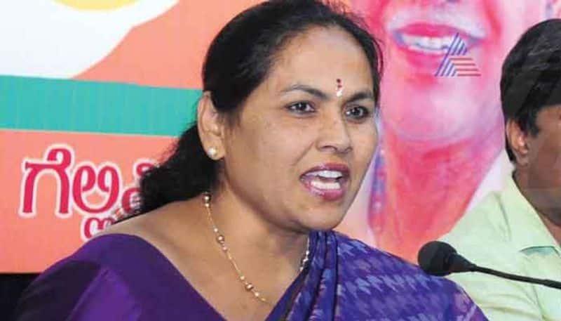 If BJP come to power will Shobha Karandlaje become minister?