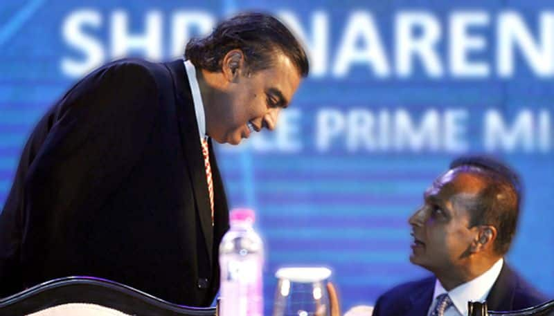 This is how much Mukesh Ambani had to pay to keep his brother Anil out of jail