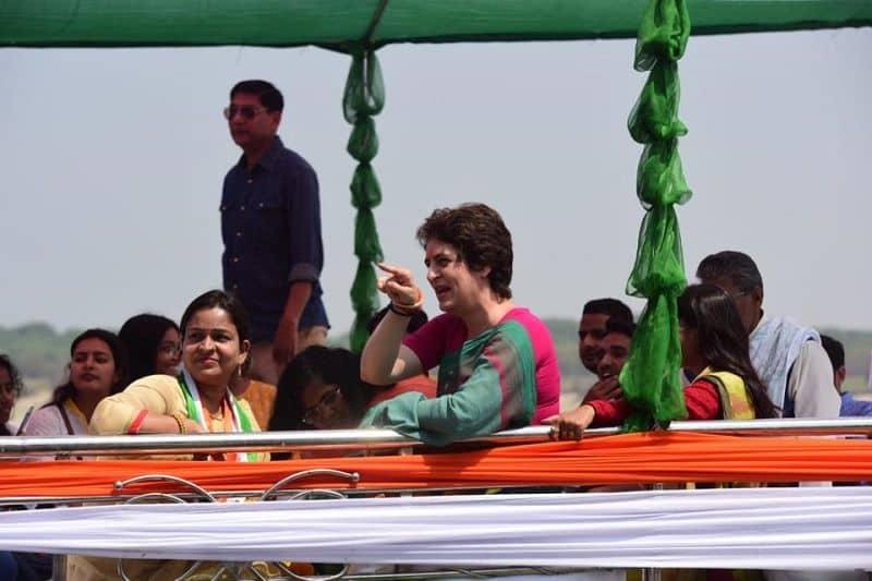 Will Priyankas Gandhi ganga boat yatra in eastern uttar pradesh save congress in general election-2019