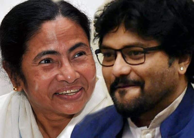 Central Minister Babul Supriyo faces FIR for singing a song in  Mamata Banerjee's Bengal