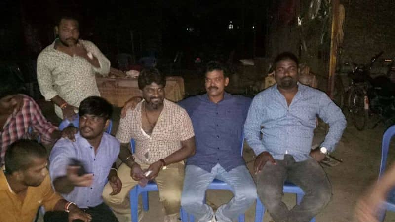 Rowdy Binu arrested arrested