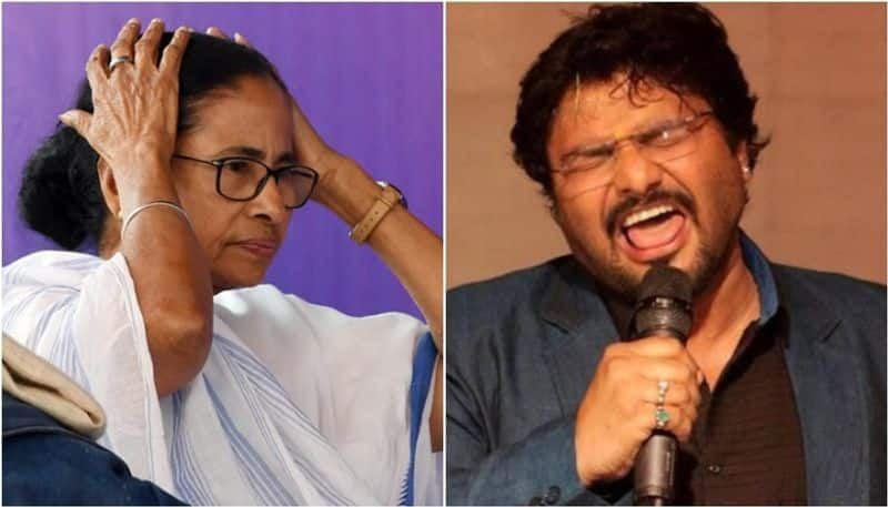 A video posted by Babul Supriyo alleges cremation without permission in Bengal