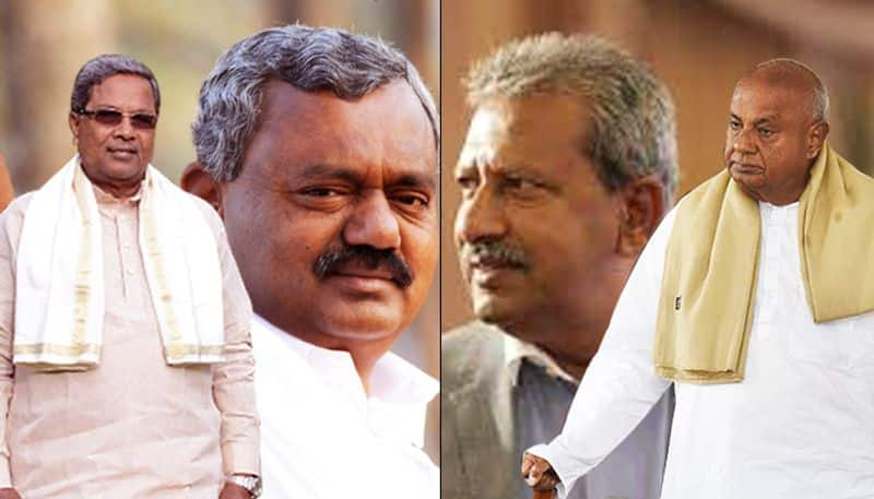 Deve Gowda may have pushed himself towards insignificance by sacrificing Hassan