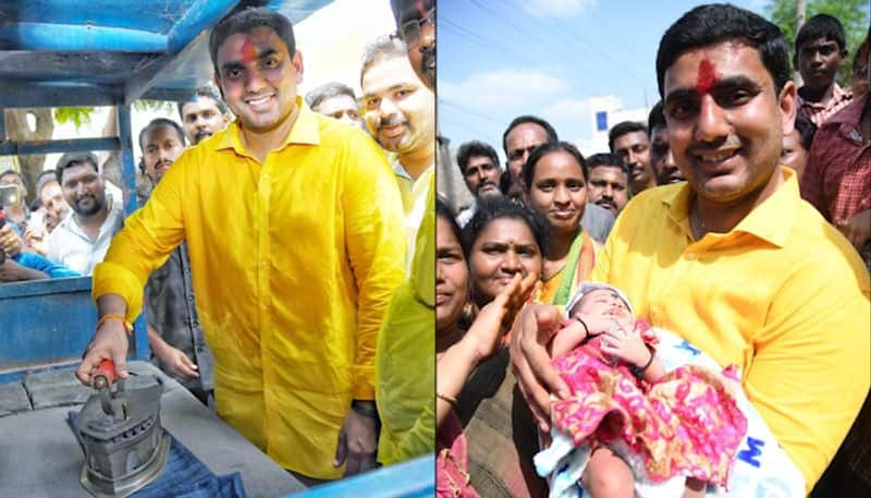 TDP copies TRSs campaign strategy in Andhra Pradesh Assembly election