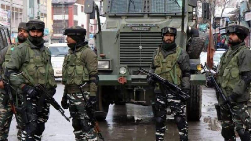 India continues to puncture Jaishs josh post Pulwama terrorist behind Lethpora attack arrested