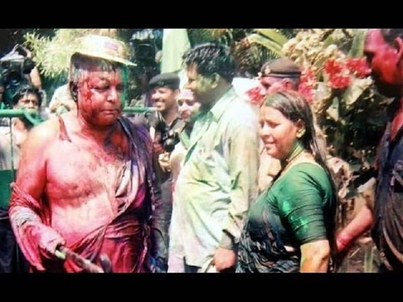 Lalu family has not celebrated Holi festival this time due to clash among family