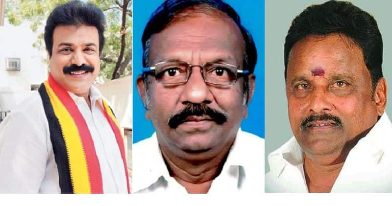 Local Body Election...4 persons in charge of DMDK