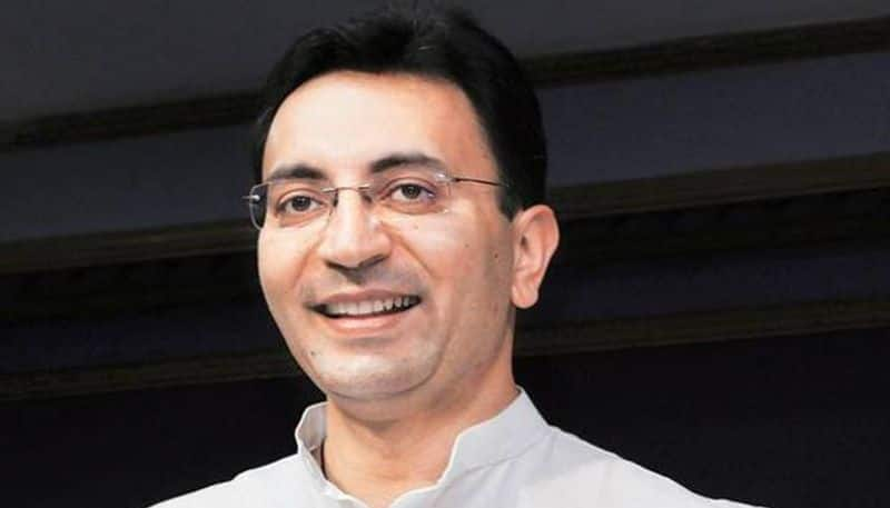 Jitin Prasada On Why He Quit Congress ksp