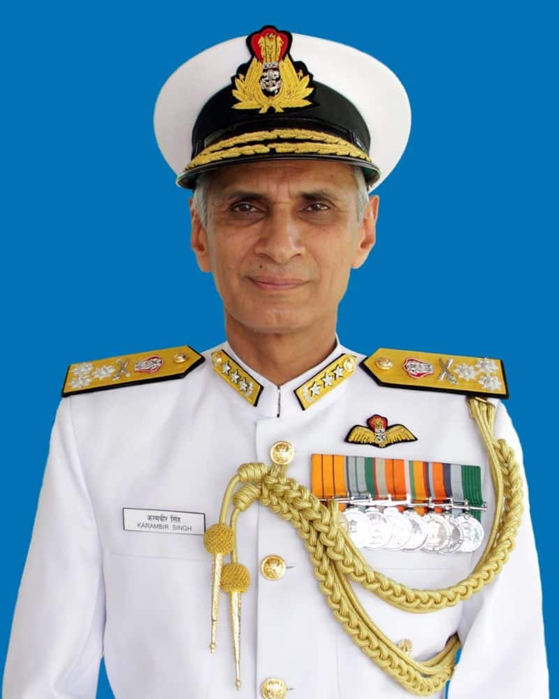 Vice Admiral Karambir Singh appointed next Chief of Naval Staff