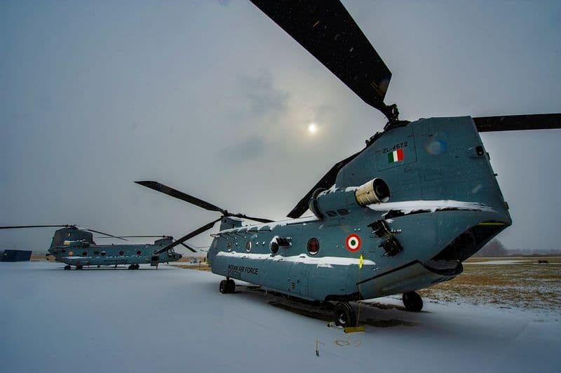 Chinook helicopter : Game changer for India and headache for Pakistan, China