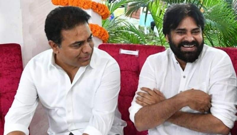 TRS rejects Pawan Kalyan's charge of people from Andhra getting beaten up in Telangana