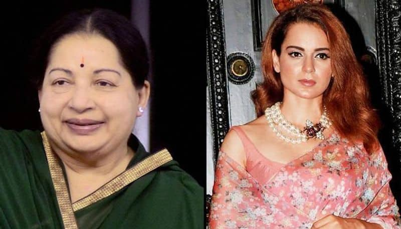 After Rani Laxmibai, Kangana Ranaut is all set to play Jayalalithaa; offered Rs 24 crore