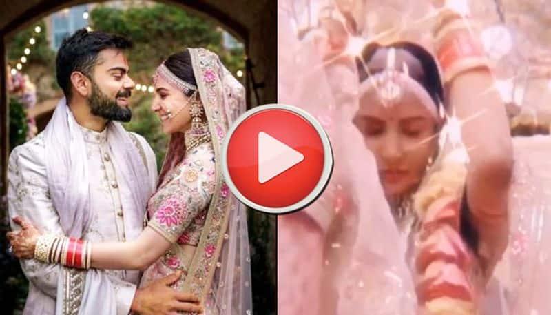 Anushka Sharma's unseen vidaai ceremony video will tug your heartstrings