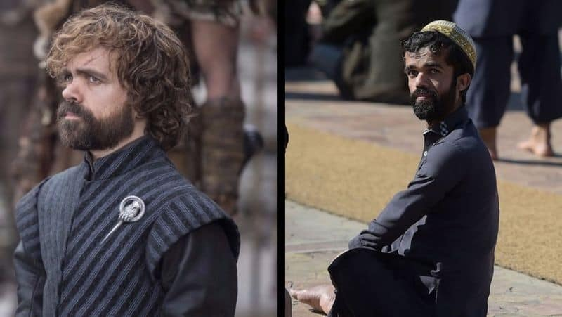 Did you see the Tyrion Lannister lookalike from Pakistan?