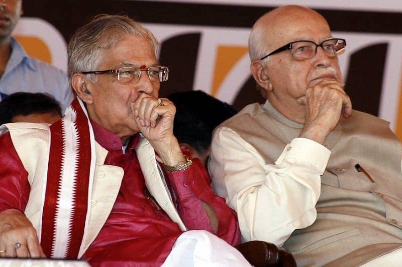 Murli Manohar Joshi letter bomb revealed hype internal politics in BJP