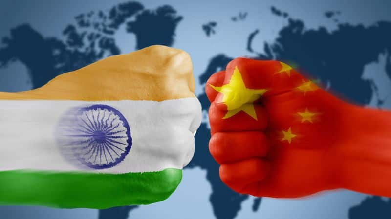 China is being encircled by Indian weapons
