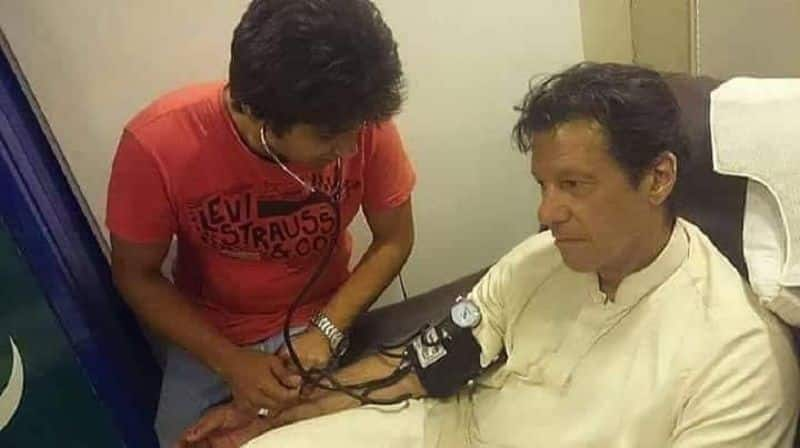 Pakistan PM Imran Khan under fear for again Indian attack due to general election-2019