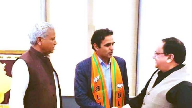 Bjp contemplating to pitch major surendra poonia from rae bareli to defeat Sonia Gandhi