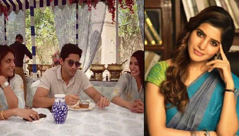 Naga Chaitanya has the cutest reaction to Samantha Akkineni copying her mother-in-law